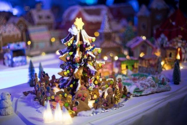 В Норвегии создали традиционный свадебный городок