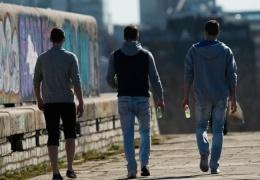Нарвская полиция не видит проблем из-за легализации распития спиртного на улице