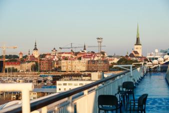 Итоги административной реформы: Нарва-Йыэсуу обогнал Таллинн по площади