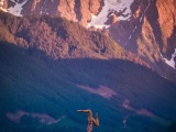 Потрясающие приключенческие снимки Nate Luebbe