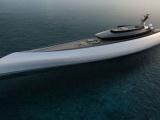 Впечатляющая мегаяхта длиной 115 метров