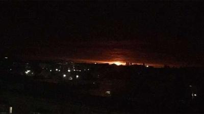 Снаряды рвутся под Черниговом на Украине: идет эвакуация тысяч мирного населения. РФ винят в диверсии с помощью беспилотников