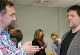 Нарвитянам рассказали о возможностях учить эстонский язык бесплатно