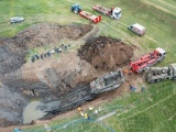 Фермер из Британии выкопал в поле танк-амфибию времен Второй мировой