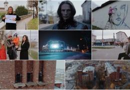 Нарвская группа AVENOVA выпустила клип о Нарве и ее жителях