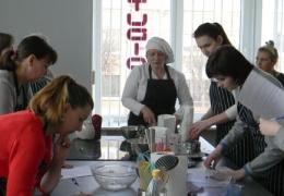 Впервые в Нарве: кулинарные мастер-классы для всех