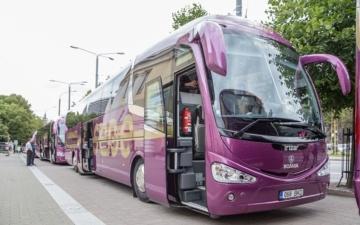 Водители автобусов SEBE требуют повышения зарплаты