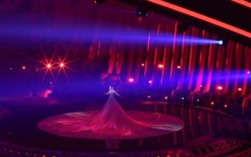 ВИДЕО: смотрите первую репетицию Элины Нечаевой на сцене Евровидения