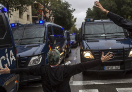 Испания и ЕС пытаются предотвратить отделение Каталонии. Автономия обещала сделать это через 24 часа после оглашения итогов референдума