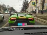 В Туле появился первый Lamborghini Huracan, который принадлежит 18-летнему парню