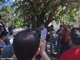 Мексиканцы привязали мэра к дереву за то, что не смог обеспечить город водой