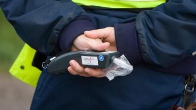 Под Нарвой прошел полицейский рейд: задержаны семь нетрезвых водителей
