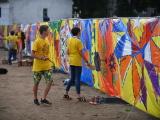 ФОТО: в третий день фестиваля в Нарвском замке выступили The Crossroadz и Александр Рыбак