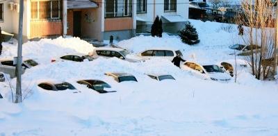 Ростов-на-Дону: четвертый день в снежном плену