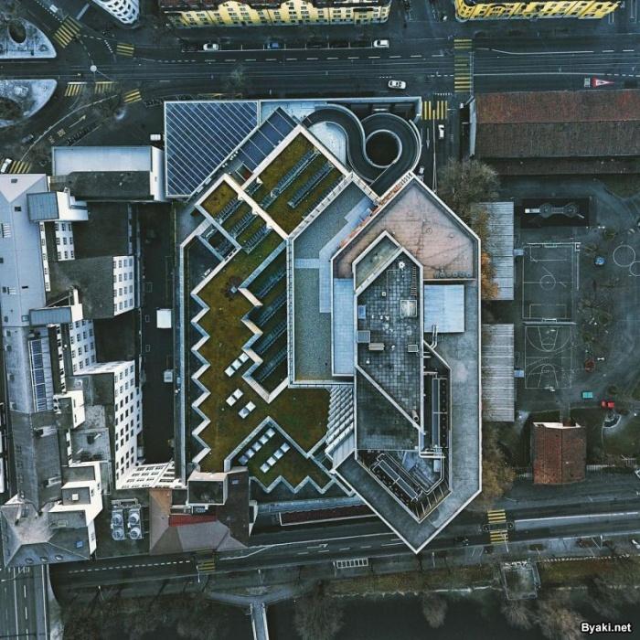 Невероятные аэроснимки Акилеса Пировано