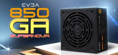 EVGA представила серию блоков питания SuperNova GA