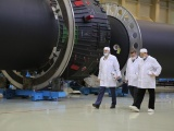 """Где собирают российские ракеты """"Ангара"""""""