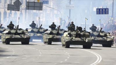Украинские танки ездят на российском дизеле