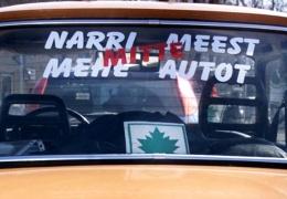 Зеленый кленовый лист для начинающих водителей станет необязательным