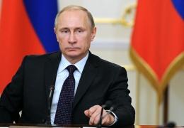 Путин наложил запрет на полеты гражданской авиации в Египет