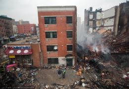Количество жертв взрыва дома в Нью-Йорке возросло, среди пострадавших оказались агенты ФБР