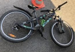 ДТП в Ида-Вирумаа: молодой водитель BMW сбил велосипедиста
