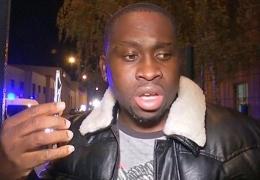 Парень выжил благодаря смартфону во время взрывов в Париже