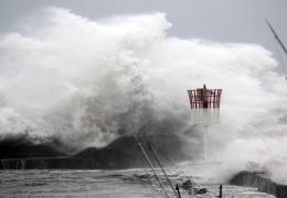 Морской физик: Эстония счастливее Великобритании — на Балтийском море шторм ослабеет