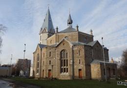 Архиепископ объявил о сборе пожертвований для спасения Нарвской Александровской церкви