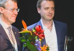 В Нарве чествовали лучших бизнесменов года