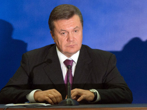 "Активисты ""Евромайдана"" собирают ""народное вече"" из-за визита Януковича в Москву"