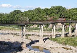Мост на Парусинку получит крышу