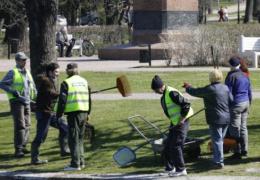 В Нарве все больше используют бесплатный труд осужденных