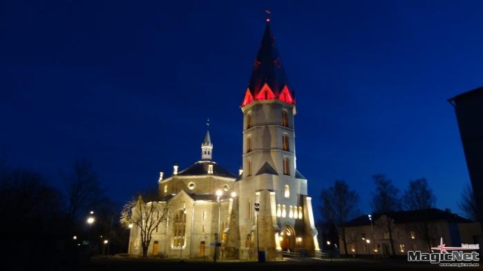 Здание Нарвской Александровской лютеранской церкви будет пущено с молотка