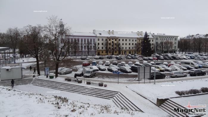Нарвские чиновники по ошибке выплатили фирме около 18 000 евро