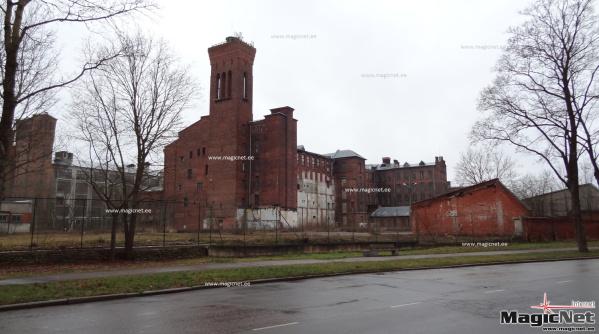 Нарвский музей с 17 мая возобновит экскурсии по территории Кренгольмской мануфактуры