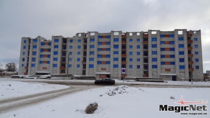 Вице-мэр: «Парк бывшего ДК имени Герасимова осветим в этом году»