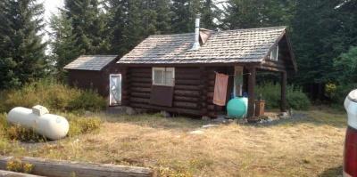 Как защитить деревянный дом от лесного пожара
