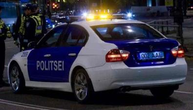 В воскресенье в Нарве под колеса автомобиля попал нетрезвый пешеход