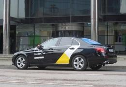 """В Ида-Вирумаа заработал сервис """"Яндекс.Такси"""""""