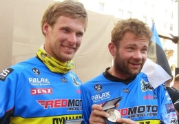 """Два эстонских мотогонщика стартовали в ралли-рейде """"Дакар"""" в Парагвае"""