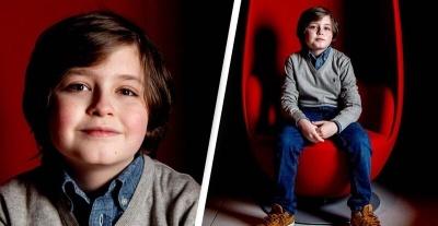 Одиннадцатилетний вундеркинд решил стать бессмертным