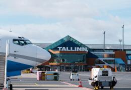 Таллиннский аэропорт: сомневаемся, что рейсы в Москву и Киев начнутся раньше конца июня