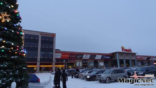 Спасательный департамент: нарвские торговые центры безопасны для посетителей