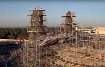 Парк развлечений «Звездные войны» от Disney