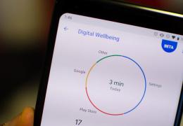 Google помешает смартфонам перехватывать внимание пользователя