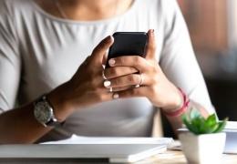 Скоро пользователи смартфонов будут набирать текст быстрее, чем на ПК