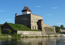 Минкульт выделил Нарвскому музею 100 000 евро на укрепление известнякового глинта