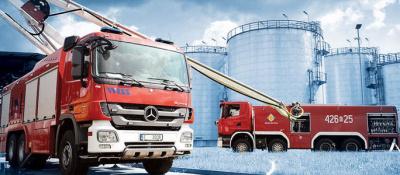 Для спасательной службы купят 43 новых основных автомобиля