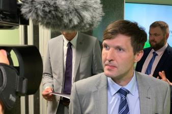 Хельме: нельзя допустить, чтобы Эстония только импортировала электроэнергию